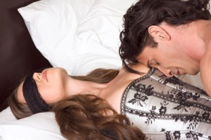 Adventures in Sex, While Wearing a Blindfold