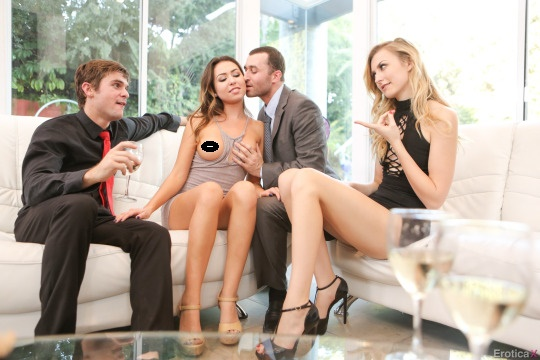 foursome couple